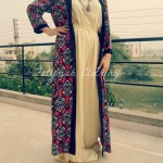 Fatymah Stylish Eid Party Wear Dresses 2013-2014 For Ladies (7)