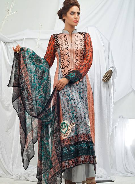 Feminine Exclusive Mid Summer Latest Collection 2013 by Shariq Textiles 003
