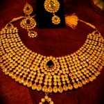Gold Jewelry Latest Designs Collection 2013 by Sonar 005