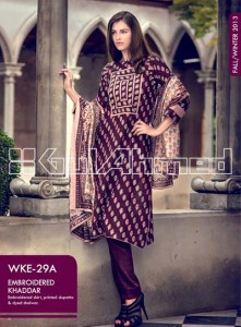 Gul Ahmed Dresses Collection 2013 004