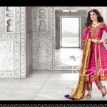 Indian Floor Length Suits By Rama Taj Mahal Collection 2013 1