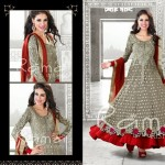 Indian Floor Length Suits By Rama Taj Mahal Collection 2013 4