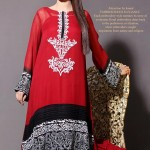 Kamal Party Dresses Collection 2013 By Attraction 002