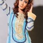 Kamal Party Dresses Collection 2013 By Attraction 004