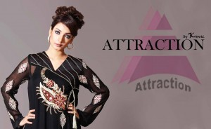 Kamal Party Dresses Collection 2013 By Attraction 009