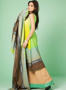 Khaddar Exclusive Latest Collection 2013 by Shariq Textile 0014