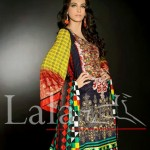 Lala Textile Eid Khaddar Collection 2013 For women 4