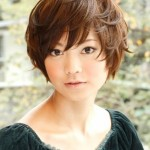 Latest Japanese Hairstyles For Women 2013