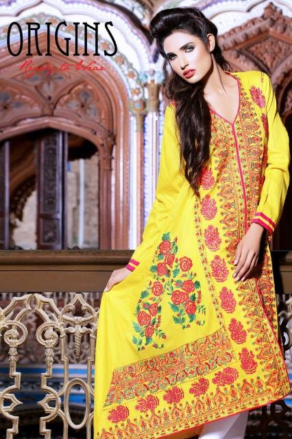 Latest Origins Eid Ul Azha Collection 2013 for Women