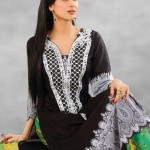 Latest Popular Cambric Dresses Collection 2013 002