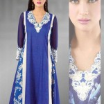 Latest Popular Cambric Dresses Collection 2013 003