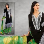 Latest Popular Cambric Dresses Collection 2013 006