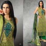 Latest Popular Cambric Dresses Collection 2013 008
