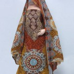 Libas Printed Collection 2013 For Women by Shariq Textiles 001