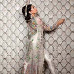 Maram & Aabroo New Bridal Wear Latest Dress Collection 2013 002