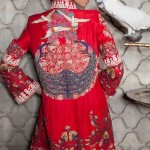 Maram & Aabroo New Bridal Wear Latest Dress Collection 2013 004