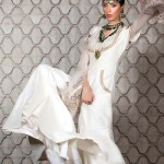 Maram & Aabroo New Bridal Wear Latest Dress Collection 2013 009