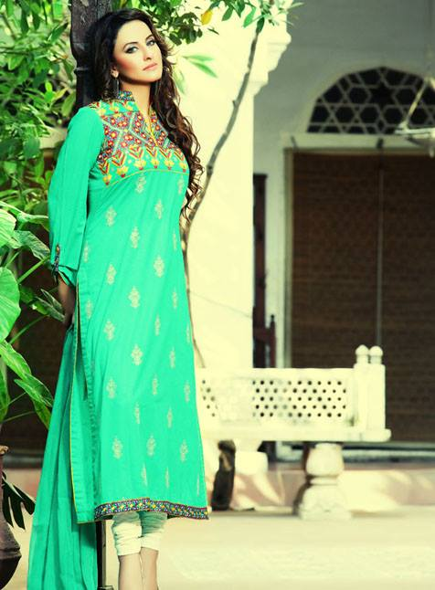Mausummery Eid Latest Line For Women 2013 001