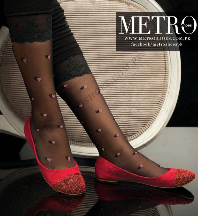 Metro Shoes Winter Eid Latest Collection 2013-2-14 For Women (5)