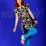 Nadya Mistry Western Dresses Collection 2013 For Ladies 1