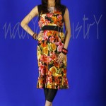 Nadya Mistry Western Dresses Collection 2013 For Ladies
