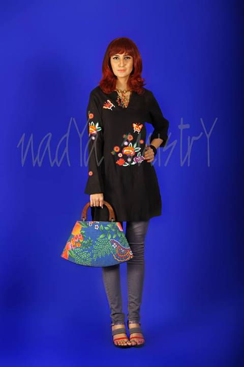 Nadya Mistry Western Dresses Collection 2013 For Ladies 5