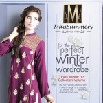 New Beautiful Winter Collection For Women by Mausummery 1