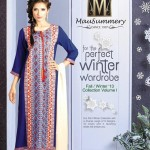 New Beautiful Winter Collection For Women by Mausummery