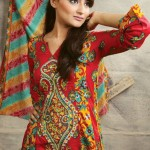 Popular Classic Lawn Latest Collection 2013 002