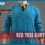 Red Tree Elegant Casual kurta Latest Collection 2013 For Men 002
