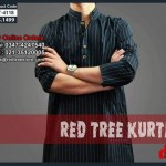 Red Tree Elegant Casual kurta Latest Collection 2013 For Men 003