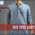 Red Tree Elegant Casual kurta Latest Collection 2013 For Men 005