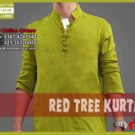 Red Tree Elegant Casual kurta Latest Collection 2013 For Men 006