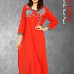 Red Tree Kurties Latest Dresses Women Collection 2013 002