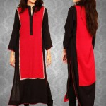 Red Tree Kurties Latest Dresses Women Collection 2013 005