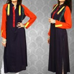 Red Tree Kurties Latest Dresses Women Collection 2013 006