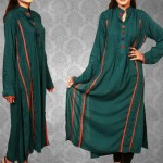 Red Tree Kurties Latest Dresses Women Collection 2013 007