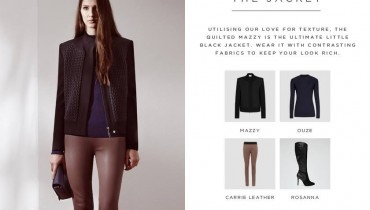 Reiss Dresses Latest Collection 2013 001