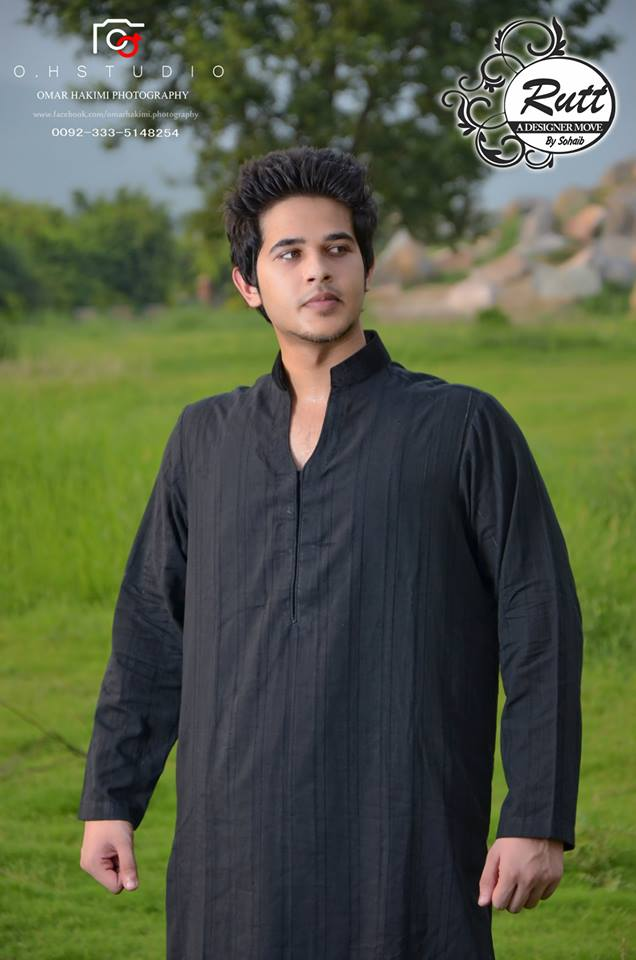Rutt by sohaib Latest Summer Dress Collection 2013 (1)