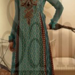 Sajh Eid Winter Dress Beautiful Collection 2013-2014For Women (3)