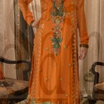 Sajh Eid Winter Dress Beautiful Collection 2013-2014For Women (5)
