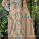 Sajh Eid Winter Dress Beautiful Collection 2013-2014For Women (6)
