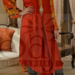 Sajh Eid Winter Dress Beautiful Collection 2013-2014For Women (9)