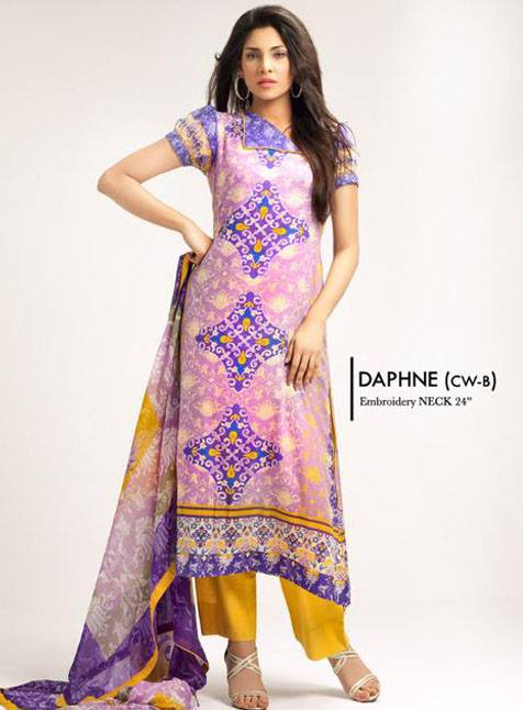 Serene Collection 2013 For Women by Sitara 004