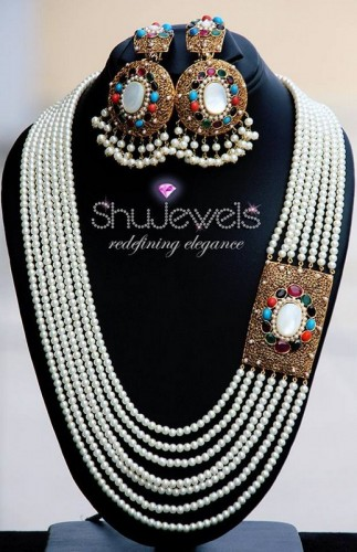 Shujewels Rings, Pendants, Earrings Jewellery Collection 2013-2014