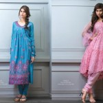 Stylish Bareeze Eid Fall Collection 2013 For Women