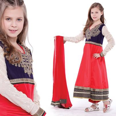 Stylish Eden Robe Eid-ul-Fitr Kids Collection 2013 5
