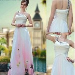 Stylish Party Wear Dresses Collection 2013 For Girls 1