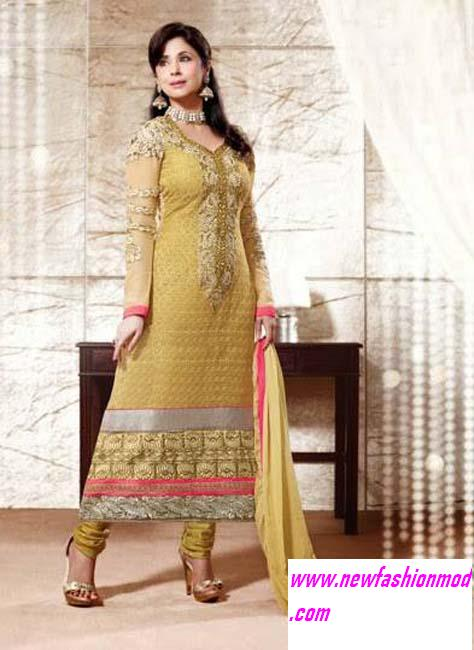 Urmila Matondkar Exclusive Churidar Suits 4