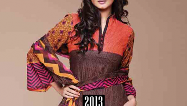 Warda Designer Fall Winter Autumn Cotton 2013 001